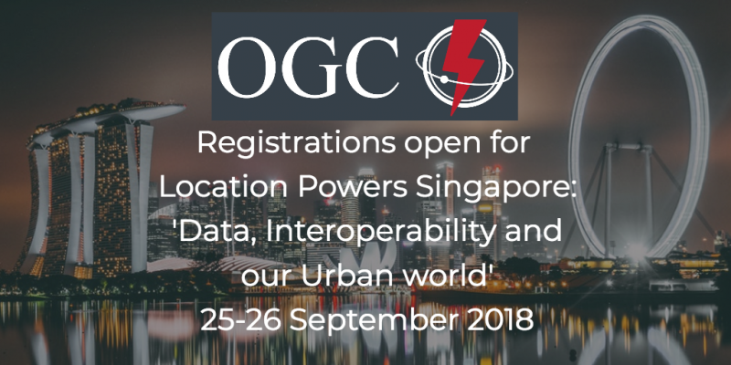Location Powers Singapore Registrations Open